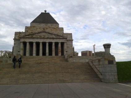 Melbourne Shrine of Remembrance