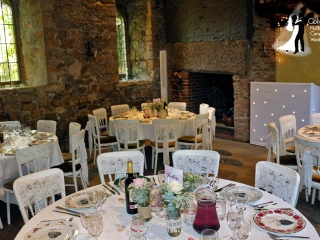Crook Hall Recommended Wedding DJ, Master of Ceremonies and Wedding Monogram, Durham