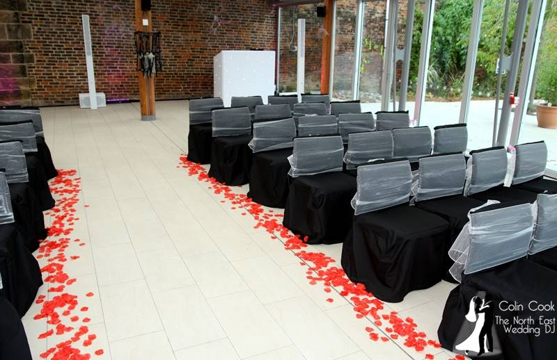 Perfectly prepared and presented music for your wonderful Wedding Ceremony at Alnwick Garden