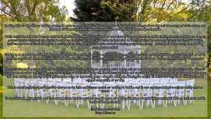 Crook Hall recommended Master of Ceremonies and DJ. Testimonial from Zoey & Kieron
