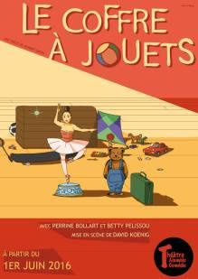 """Le coffre à jouets"", de David Koenig, Betty Pelissou et Perrine Bollart"
