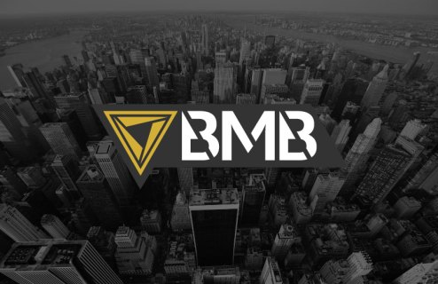 BMB logo design