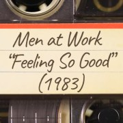 "Men at Work – ""Feeling So Good"" (1983)"