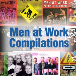Men at Work – Compilations