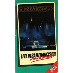 Men at Work – Live in San Francisco… or was it Berkeley? (1984)