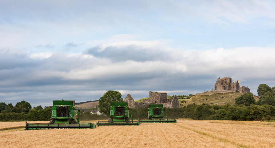 John Deere, Hore Abbey and Rock of Cashel