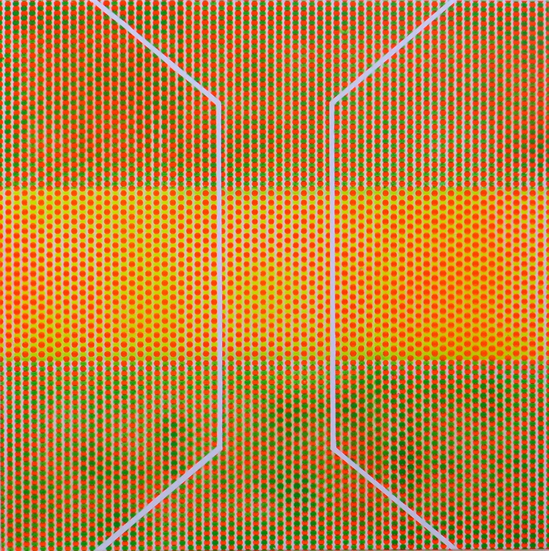 Prism Orange Green Yellow 2013