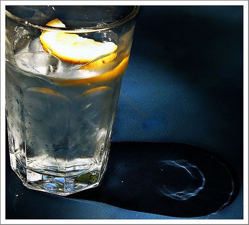 Drink Water to Improve the Skin