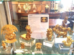 gold aztec