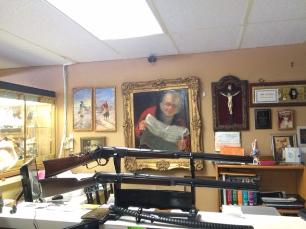 Winchester rifles