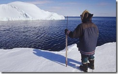 chasseur inuit