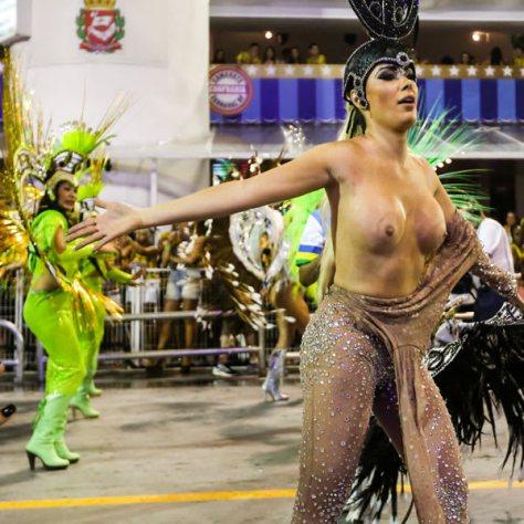 Gostosas do Carnaval 2018