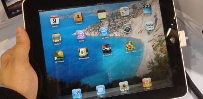 iPad, sacándole jugo