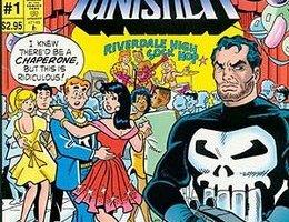Crossovers de comics para llorar.