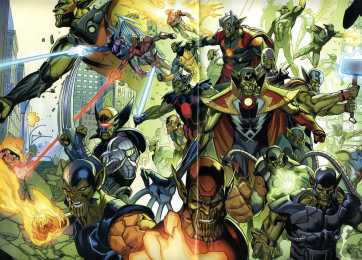 De porqué ya no leo Marvel.