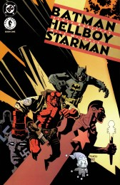 Knight's Past: Batman/Hellboy/Starman