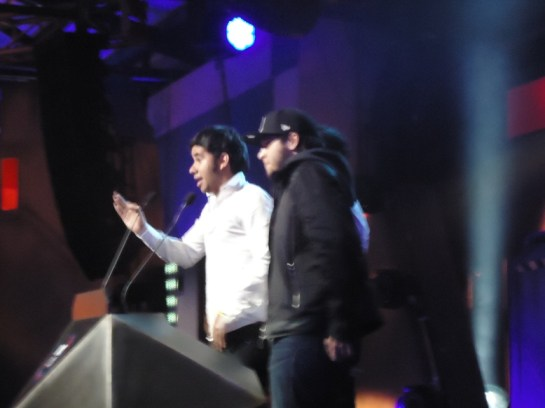 MTV Video Games Awards Mexico City werevertumorro