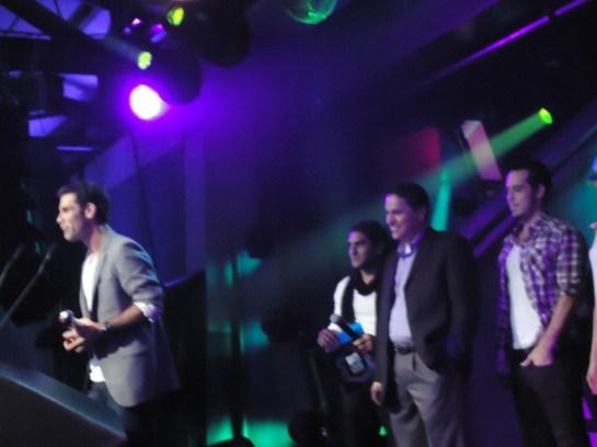 MTV video games awards Mexico City pxndx panda