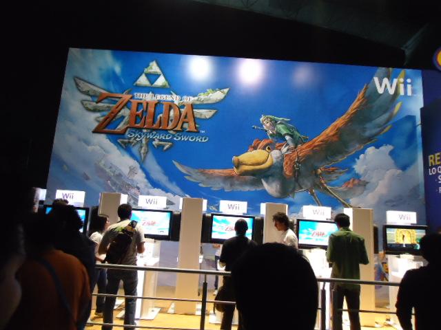 Legend of Zelda Skyword Sword for Wii EGS 2011