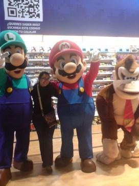 Donkey Kong, Mario y Luigi EGS 2011