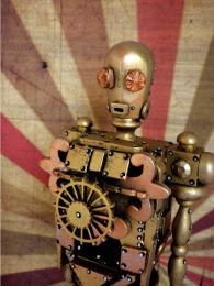 Star Wars a la Steam Punk