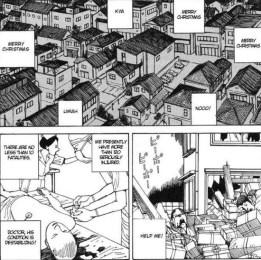Manga para Navidad: Noche de Paz – Shintaro Kago