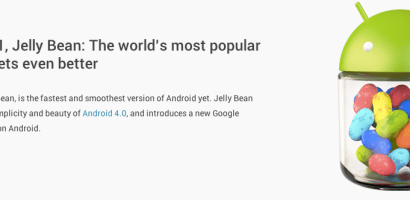 Android 4.1 Jelly Bean, todo lo que debes saber
