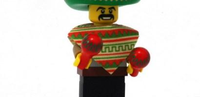 "LEGO nos presenta una USB ""a la mexicana"""