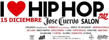 I Love Hip Hop, Hip Hop de la Old School renovado