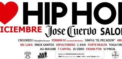 I Love Hip Hop, Hip Hop de la Old School renovado