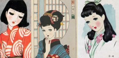 Manga para niñas fashion