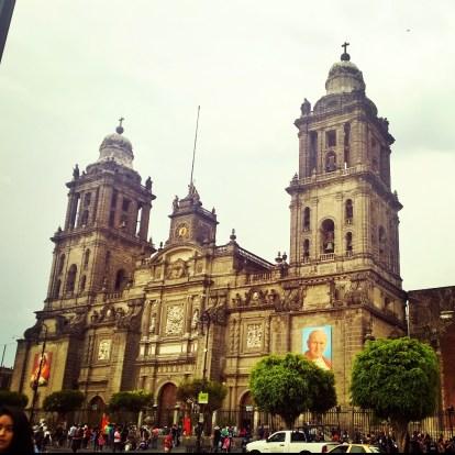 Catedral Centro Histórico Ciudad de México