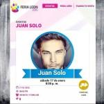 """Juan Solo graba vídeo """"Contigo puedo ser quien soy"""""""