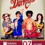 "The Darkness visitará la Ciudad de México como parte de la gira ""Blast of our kind 2015"""