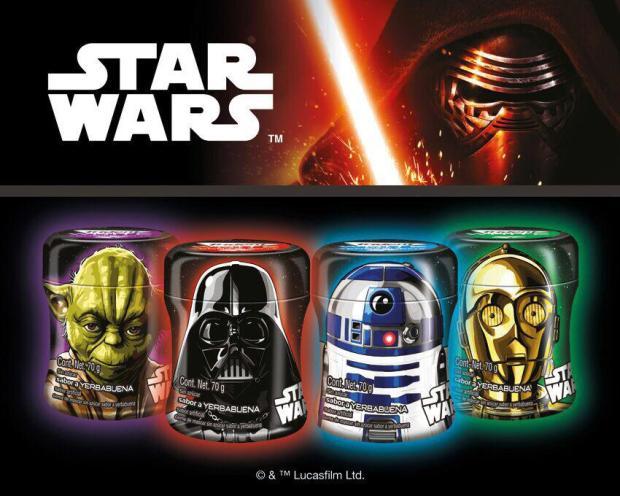 Trident y Star Wars
