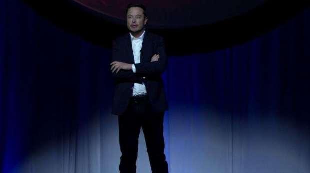 Elon Musk quiere colonizar marte