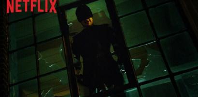 NETFLIX muestra el primer trailer de su serie próxima a estrenarse, Daredevil
