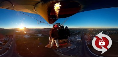 Sphericam 2, ¡Una increíble cámara de 360º!