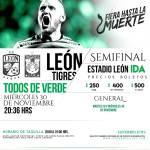Todo lo que debes saber previo a los partidos de semifinal de la liga mexicana.