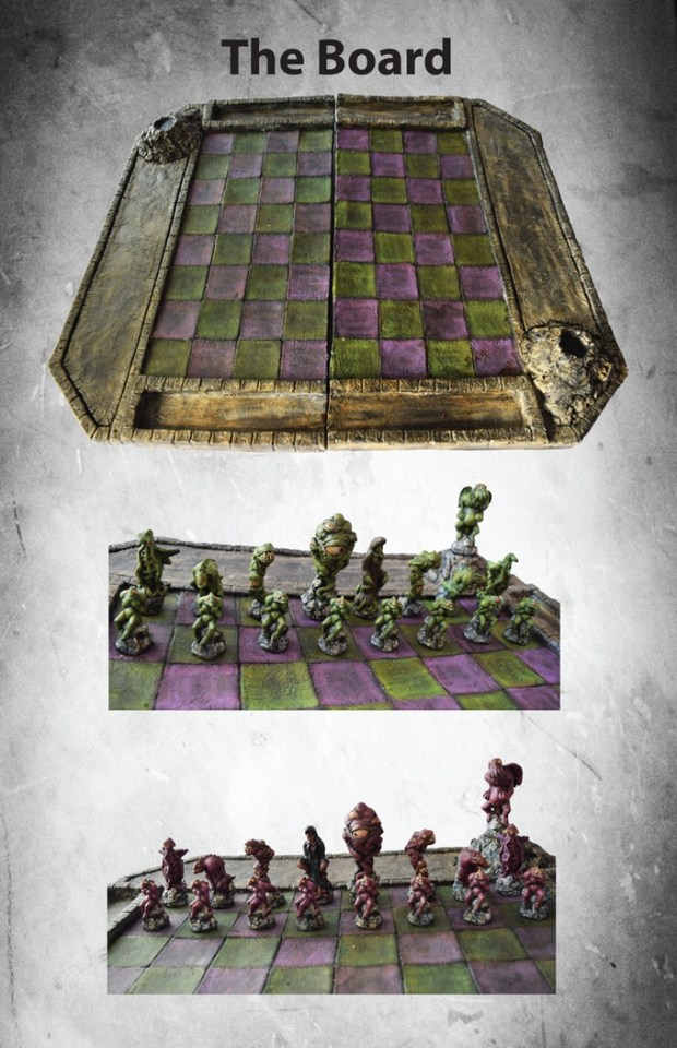 Cosmic Horror Chess
