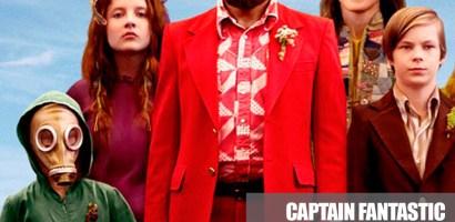 Reseña: Captain Fantastic