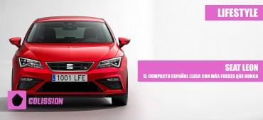 SEAT Leon, el compacto Español llega con más fuerza que nunca.