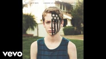 Irresistible, un track nuevo de Fall Out Boy