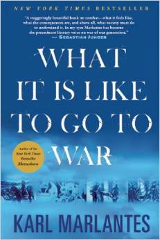 "Comment on Charity E. Winters' Review of Karl Marlantes' Book ""What It Is Like to Go to War."""