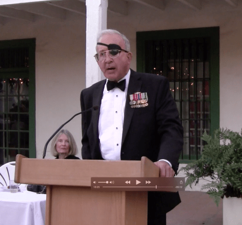 Remarks Delivered During Naval Postgraduate School USMC Dining-out at Old Customs House, Monterey, California, July 24, 2015