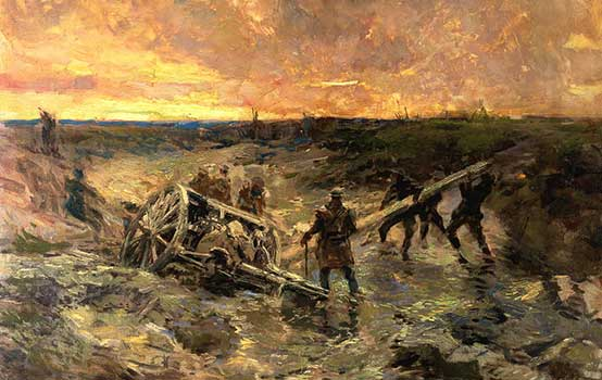 The Troubling Legacy of World War I