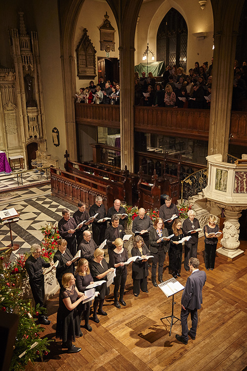 Festive songs for Battersea cats and dogs