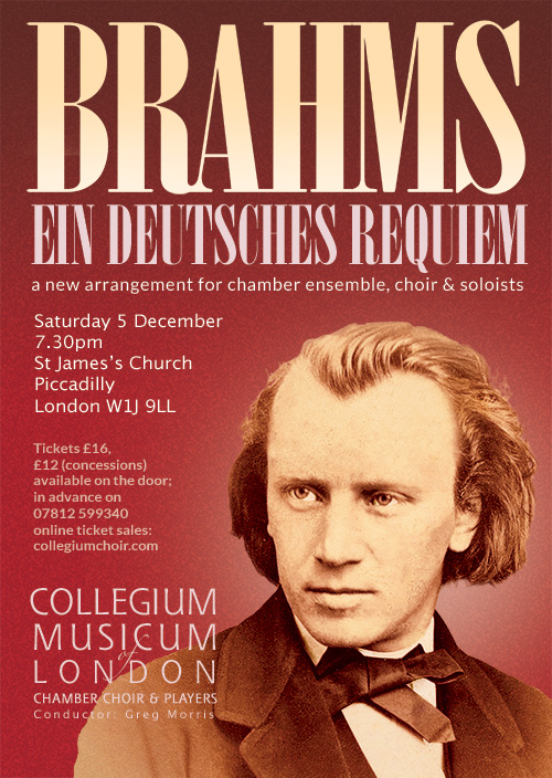 CML revisits Brahms Requiem