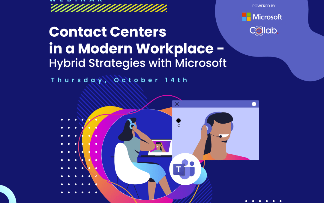 Webinar: Modern Workplace trends with Collab & Microsoft
