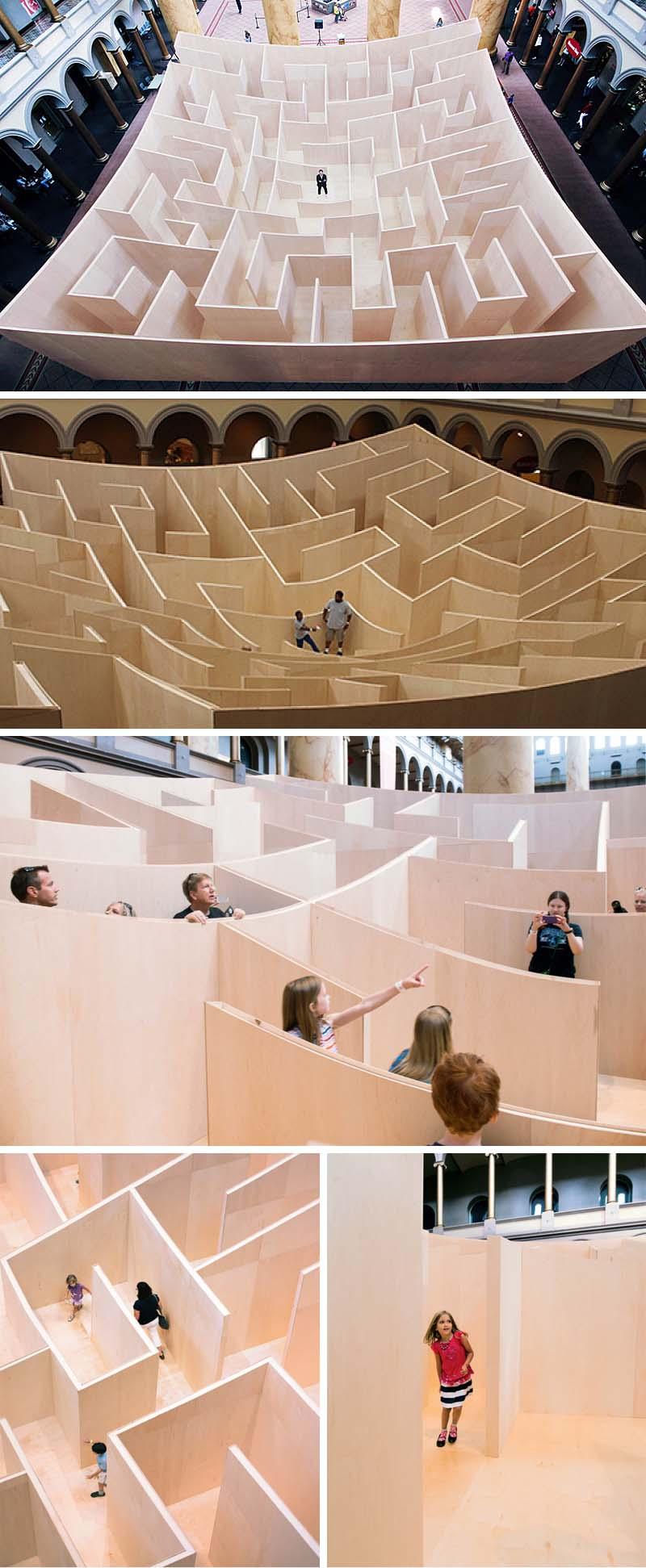 Big Maze Bjarke Ingels Group Collabcubed